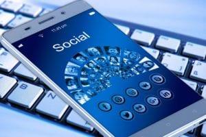 social media bio