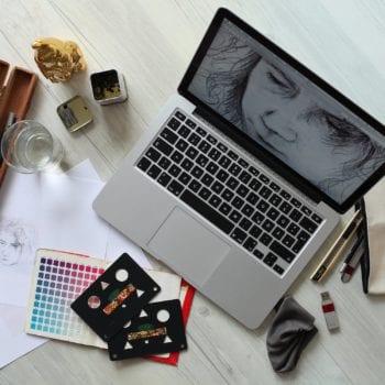 visual design skills